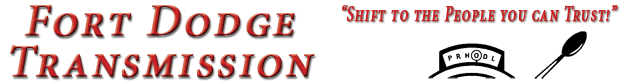 Fort Dodge Transmission Logo